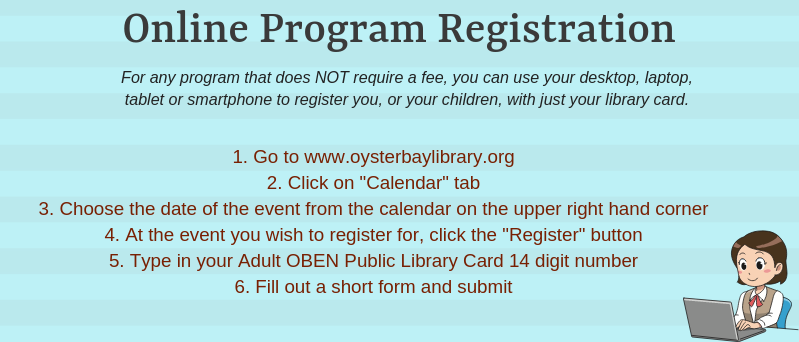 Oyster-Bay East Norwich Public Library